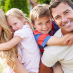 Finding happiness in a reconstituted or blended family
