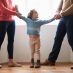 The consequences for children after a divorce
